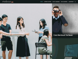 mebiso.com screenshot