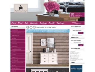 meblarnia.com.pl screenshot