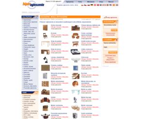 meble-wyposazenie.hiperogloszenia.pl screenshot