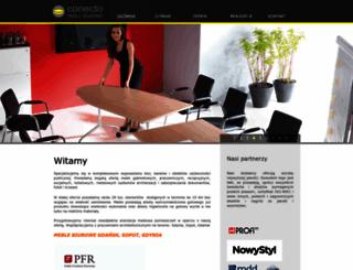 mebleconecto.pl screenshot