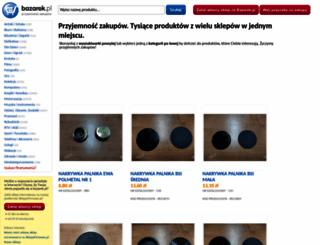mebledladziecka.bazarek.pl screenshot