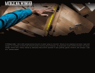 meblenawymiar.org.pl screenshot