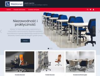 meblo.net screenshot