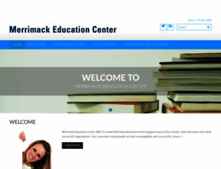 mec.edu screenshot