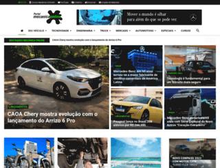 mecanicaonline.com.br screenshot