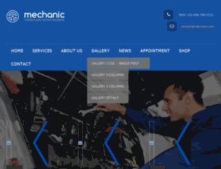 mechanic.weblusive-themes.com screenshot