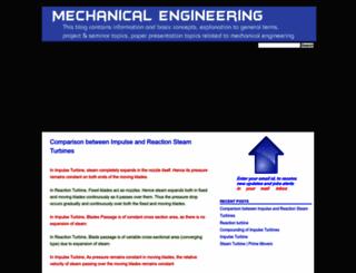mechanical-engineering-info.blogspot.in screenshot