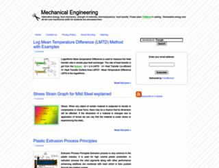mechanicalinventions.blogspot.com screenshot