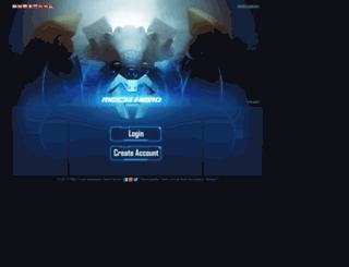 mechhero.com screenshot