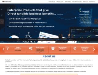 mechsoftgroup.com screenshot