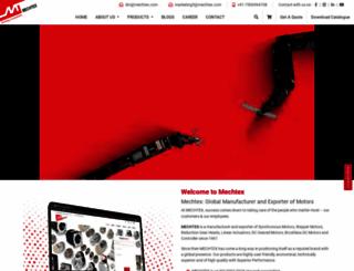 mechtex.com screenshot