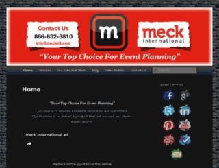 meckint.com screenshot