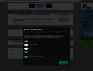 mecklenburgerschachhaie.xobor.de screenshot