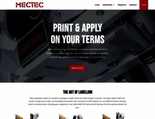 mectec.com screenshot