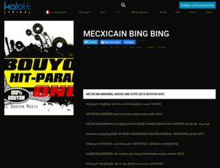 mecxicain-bing-bing.kalottlyrikal.net screenshot