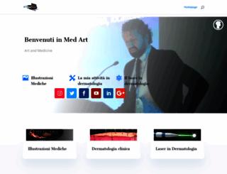 med-ars.it screenshot