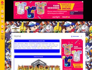 medabots.wikia.com screenshot