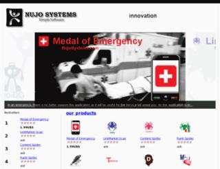 medalofemergency.com.ar screenshot