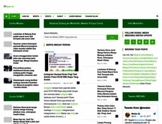 medanku.com screenshot