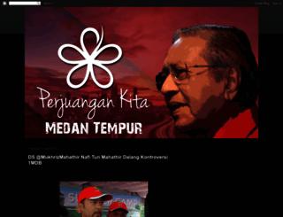 medantempurkedah.blogspot.com screenshot