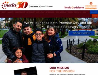 medasf.org screenshot