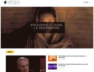 medeaonline.net screenshot