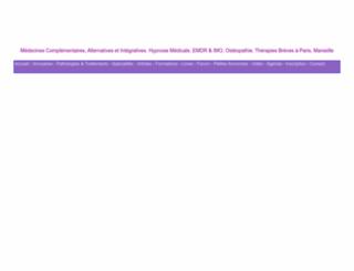 medecines-douces.com screenshot