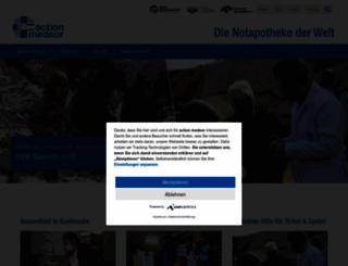 medeor.org screenshot