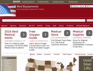 medequipments.us screenshot