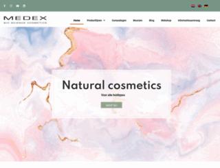 medex.nl screenshot