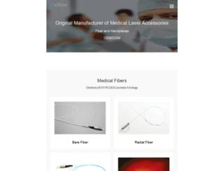 medfibers.com screenshot