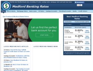 medfordbankingrates.com screenshot
