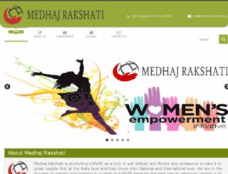 medhajrakshati.org screenshot