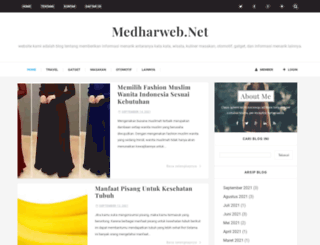 medharweb.net screenshot