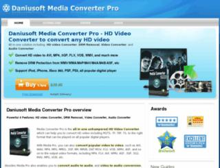 media-converter-pro.com-http.com screenshot