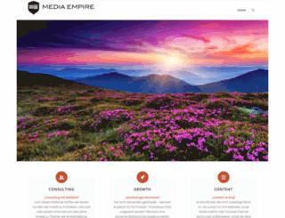 media-empire.com screenshot