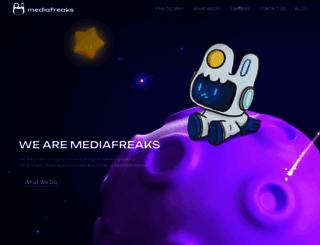media-freaks.com screenshot