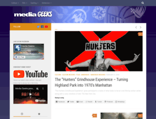 media-geeks.com screenshot