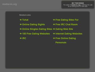 media-irc.org screenshot