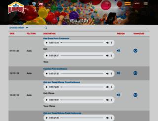 media.alamobowl.com screenshot