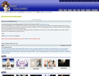 media.animewallpapers.com screenshot