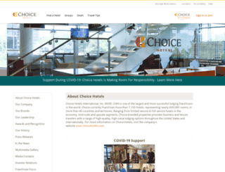 media.choicehotels.com screenshot