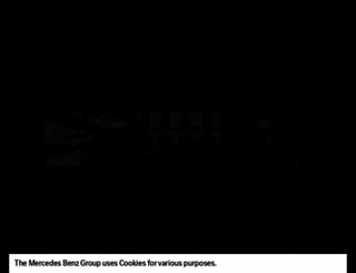 media.daimler.com screenshot