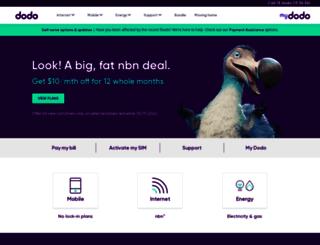 media.dodo.com screenshot