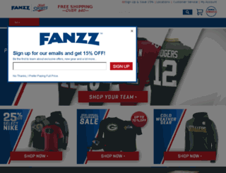 media.fanzz.com screenshot