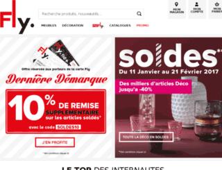 media.fly.fr screenshot