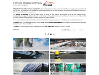media.formulastudent.de screenshot