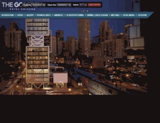 media.godfreyhotelchicago.com screenshot