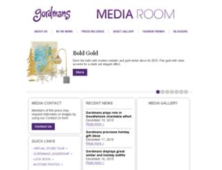 media.gordmans.com screenshot