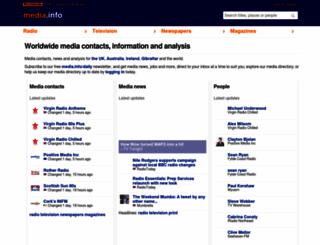 media.info screenshot